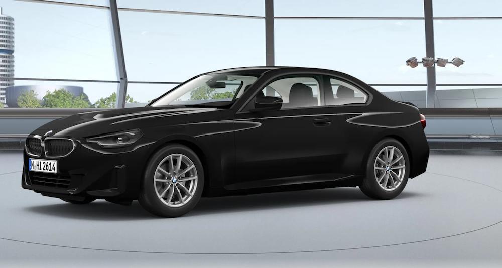 Stel nu je eigen BMW 2-serie samen in de configurator – Autoblog.nl