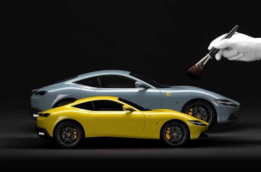 Nieuwe Ferrari optie: een Amalgam kopie van je eigen auto – Autoblog.nl