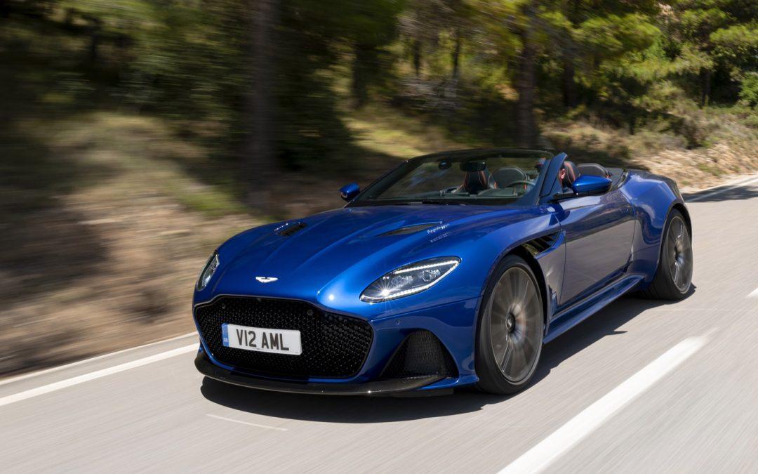Aston Martin schrapt Superleggera