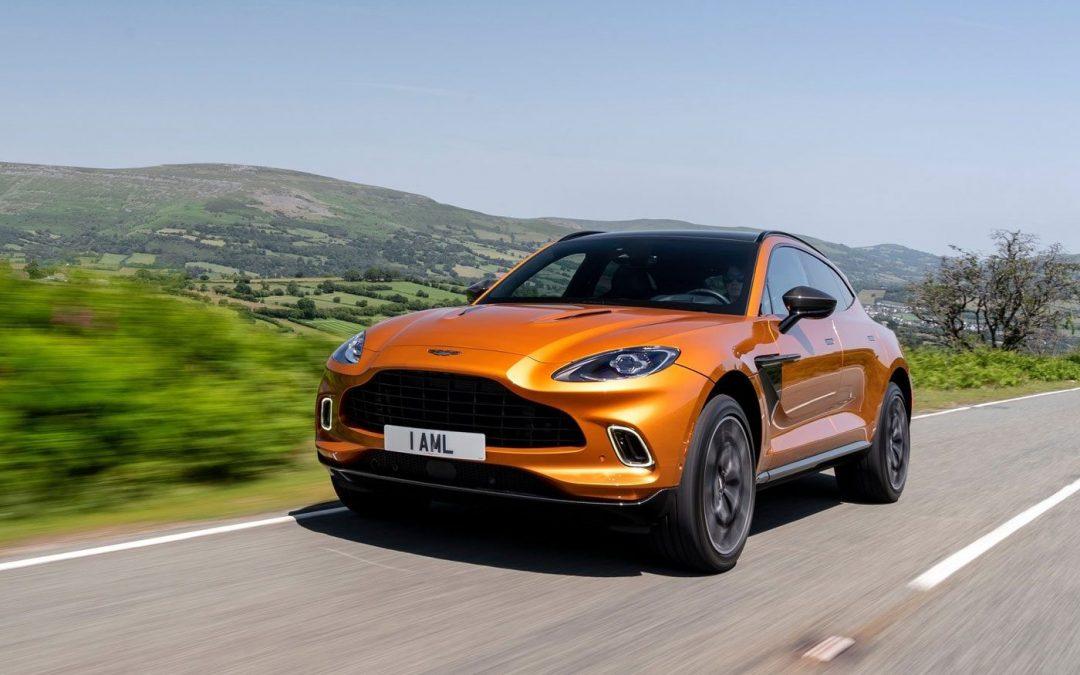 De DBX redt Aston Martin van de ondergang