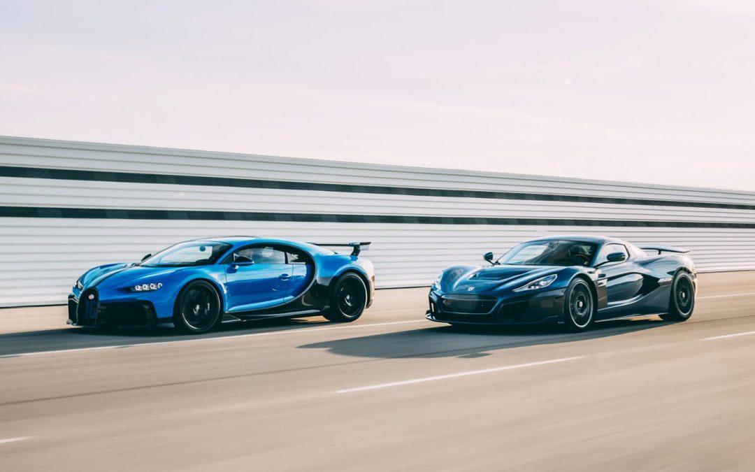 BREEK: Rimac neemt Bugatti over – Autoblog.nl
