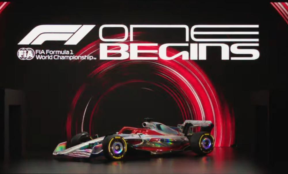 BREEK: De Formule 1 auto voor 2022 is officieel