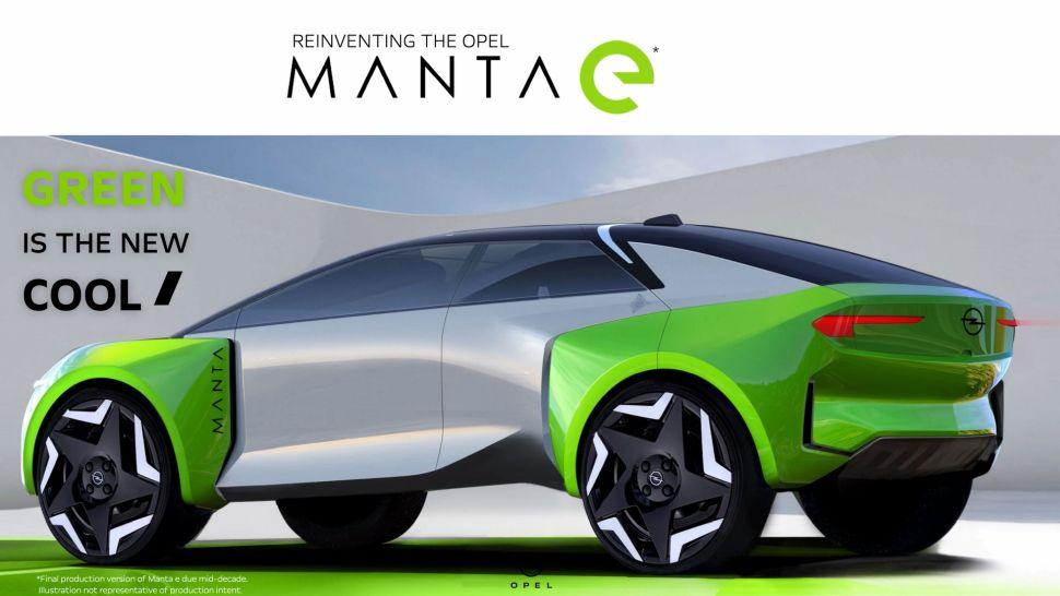 NEE!! Opel gaat de naam Manta om zeep helpen – Autoblog.nl
