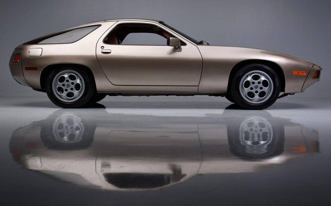 Koop de Porsche waarin Tom Cruise leerde schakelen