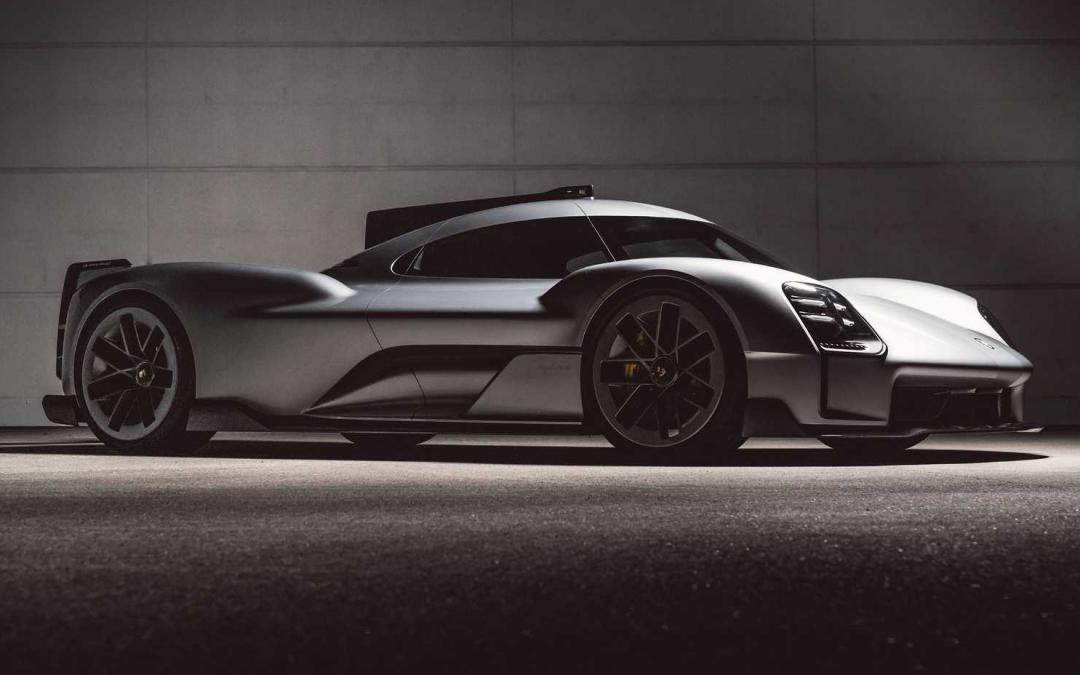 Gerucht: Porsche komt met nieuwe straatlegale hypercar