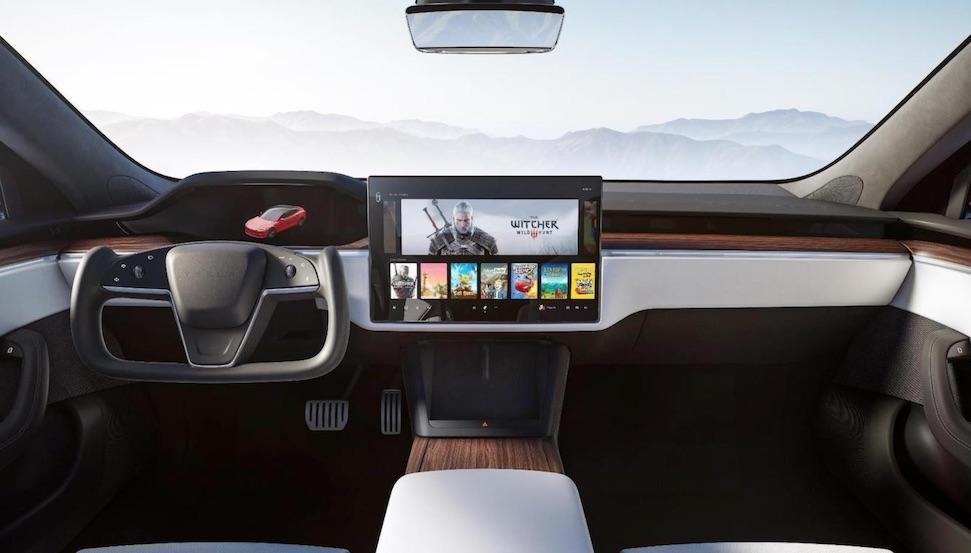 Tesla Model S en Model X krijgen geen gewoon stuur