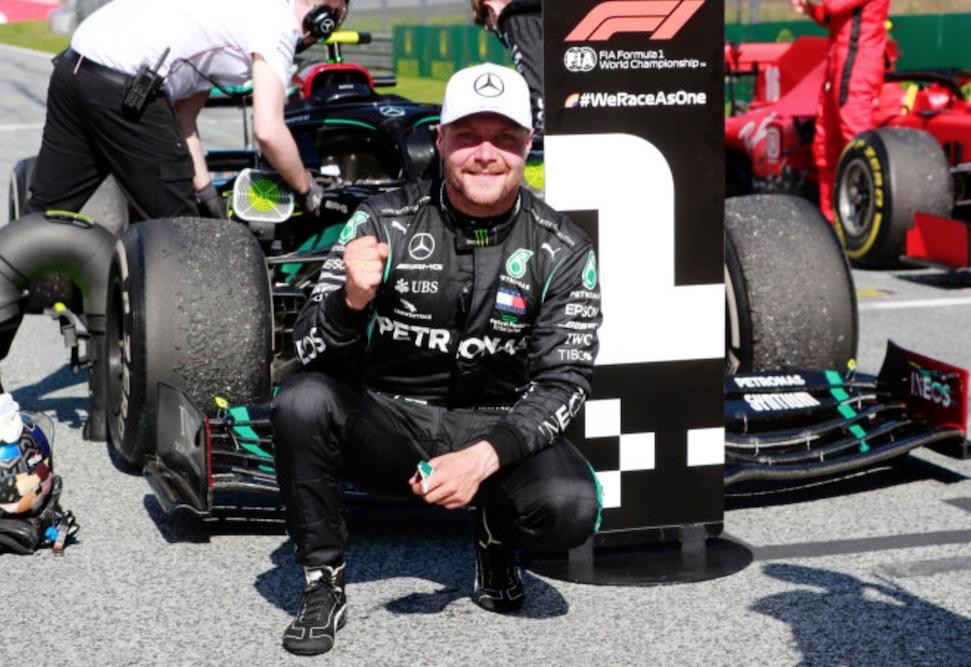 Uitslag Formule 1: Grand Prix van Engeland 2021