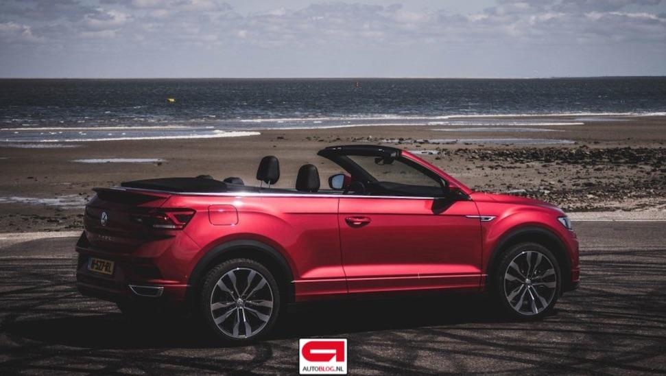 De Volkswagen T-Roc cabrio is een belachelijk succes – Autoblog.nl
