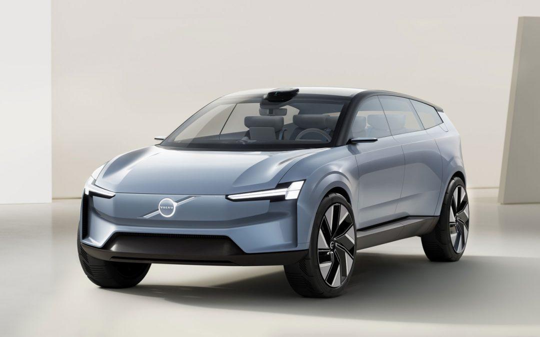 Zo gaat de nieuwe generatie Volvo's eruitzien – Autoblog.nl