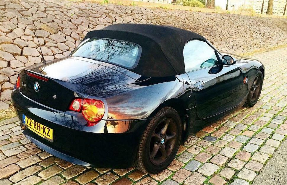 Dit is de goedkoopste BMW Z4 van Marktplaats