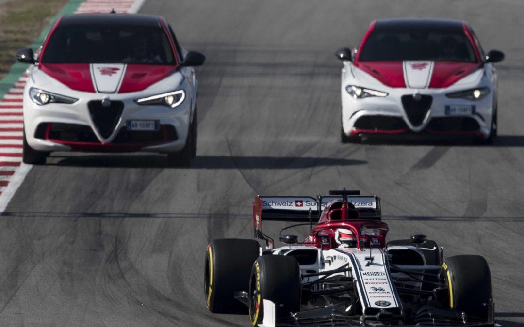 Het mooiste automerk blijft nog even in de Formule 1