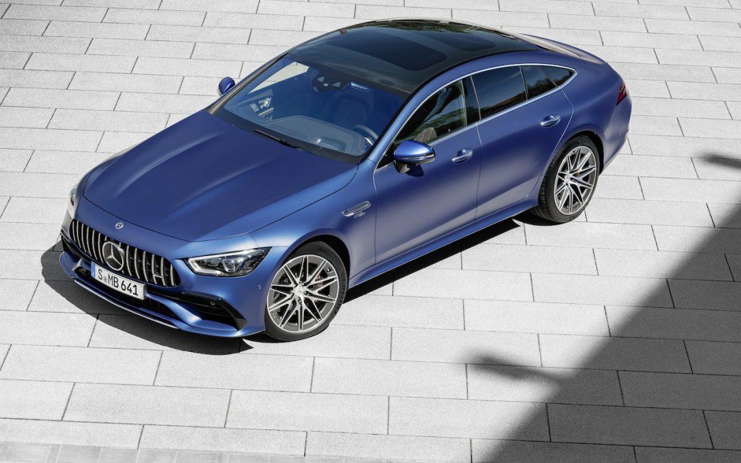 Hoe veel duurder is de nieuwe Mercedes-AMG GT 4-Door? – Autoblog.nl