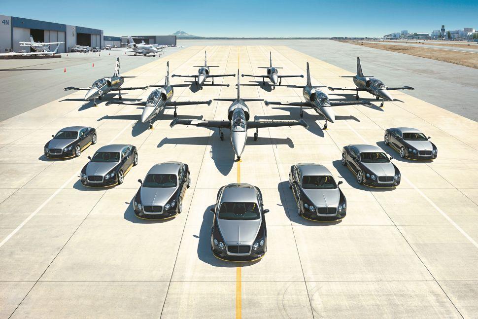 Bentley viert het 1.000ste model van Mulliner – Autoblog.nl