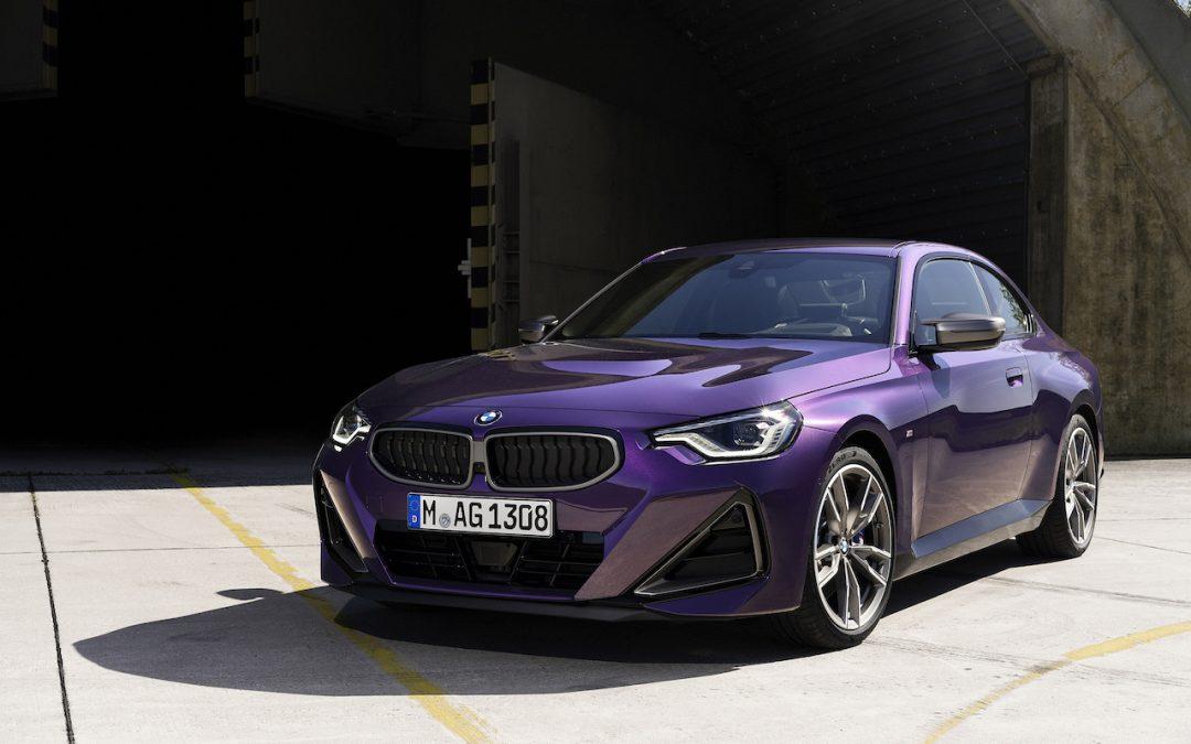 Officieel: BMW 2 Serie met zes-in-lijn is terug! – Autoblog.nl
