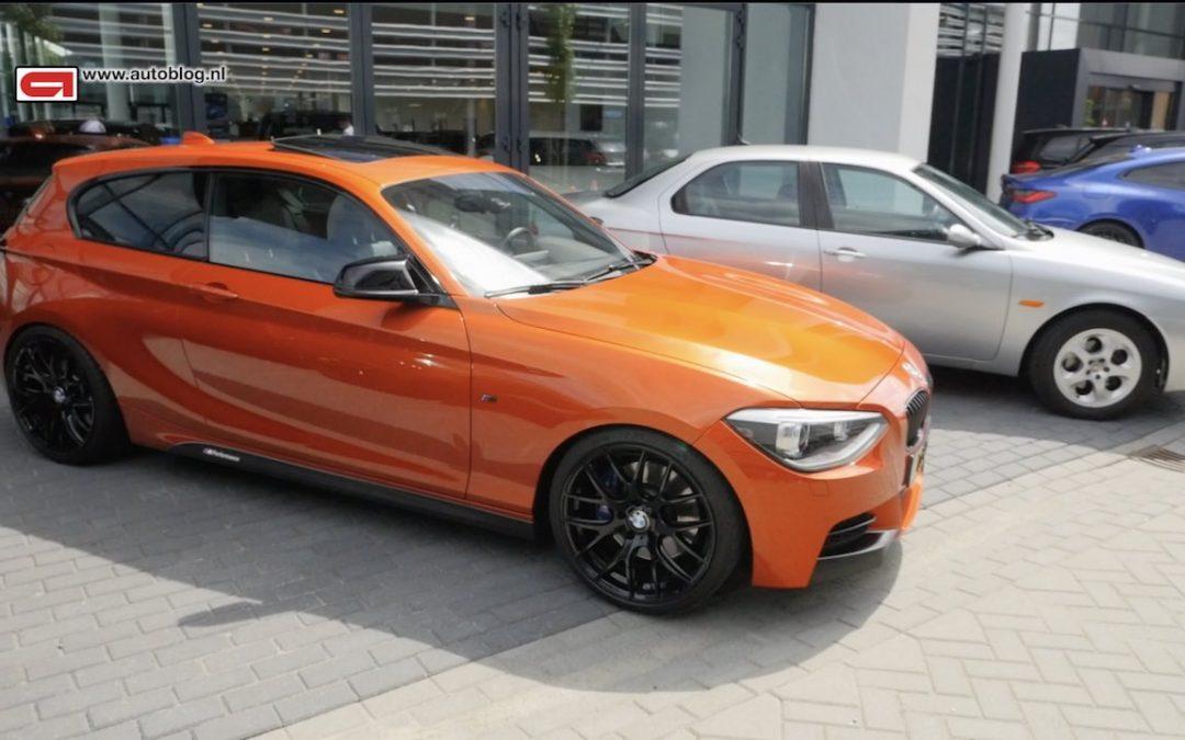Mijn Auto: BMW M135i van Stefan