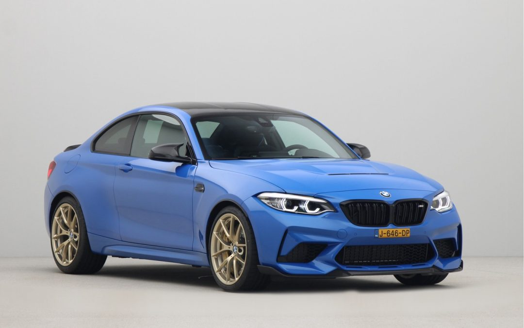 'Nieuwe' BMW M2 CS met € 35.000 korting – Autoblog.nl