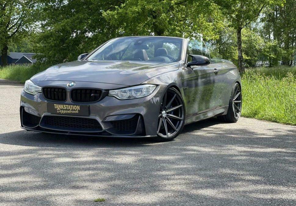 BMW M4 occasion met 740 pk heeft een gave kleur – Autoblog.nl