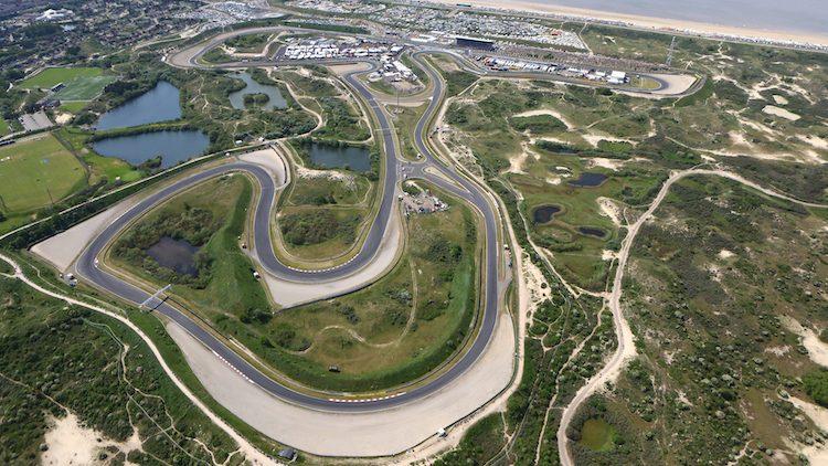 Circuit Zandvoort positief over nieuw onderzoek