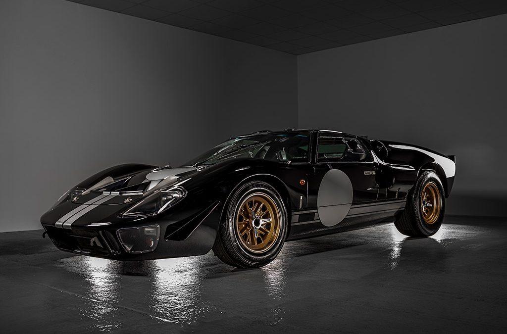 Nieuwste Superformance GT40 heeft 800 pk!