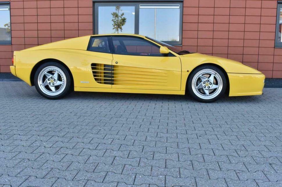 Ferrari F512M occasion is tegelijkertijd echt én nep – Autoblog.nl