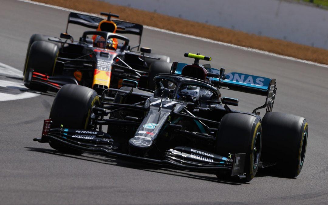 'Hamilton geniet van gevecht met Verstappen'