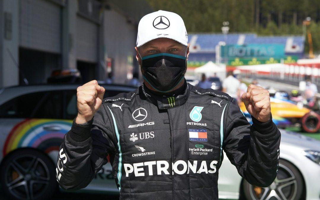 Valtteri Bottas in gesprek met Alfa Romeo voor 2022