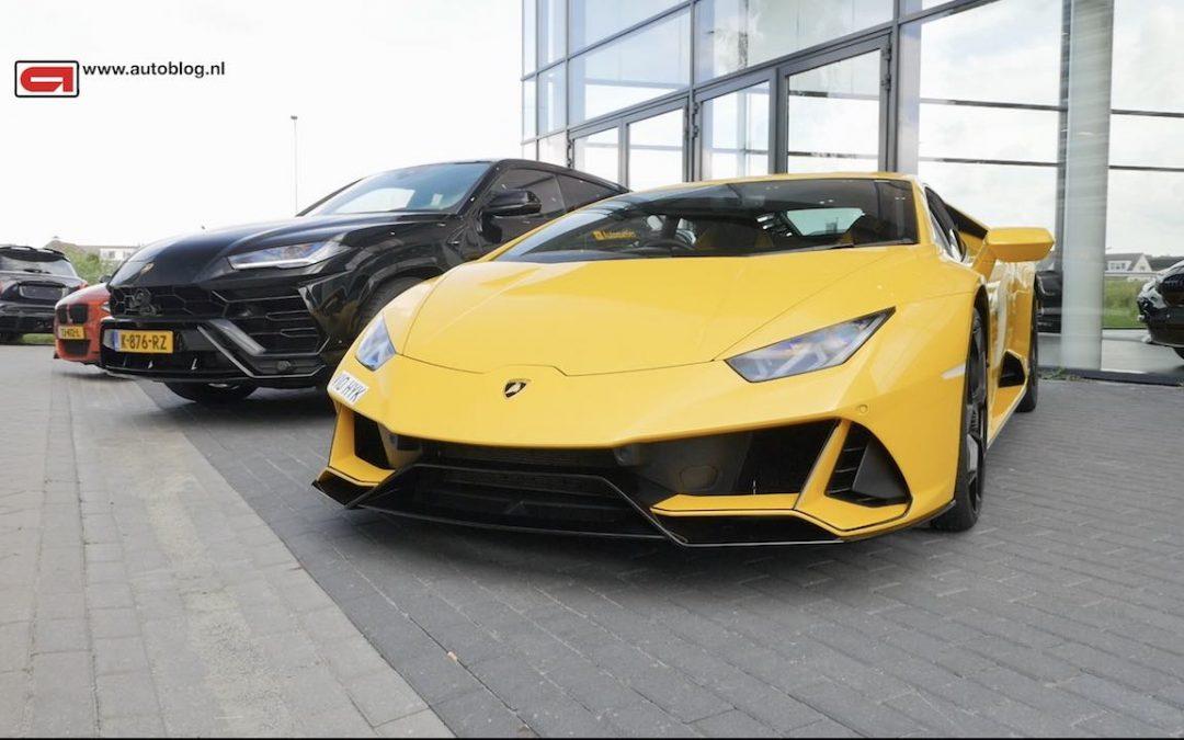 Mijn Auto: Lamborghini Huracán EVO van Husham – Autoblog.nl