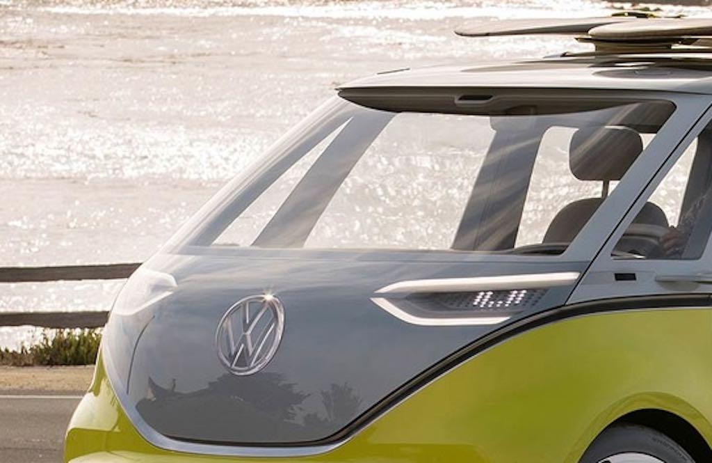 Video: Volkswagen ID Buzz voor het eerst rijdend gespot – Autoblog.nl