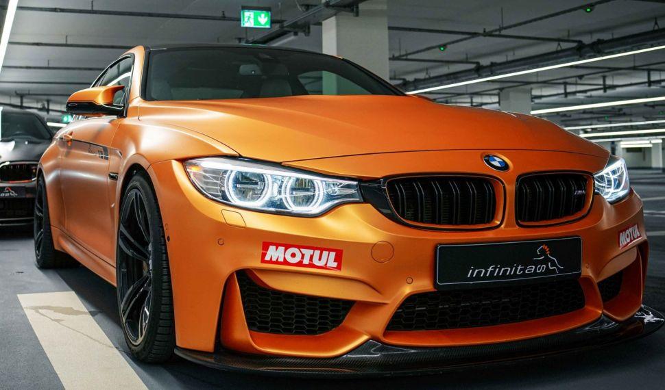 Hallelujah: Infinitas voert BMW M4 op tot 1.000 pk! – Autoblog.nl