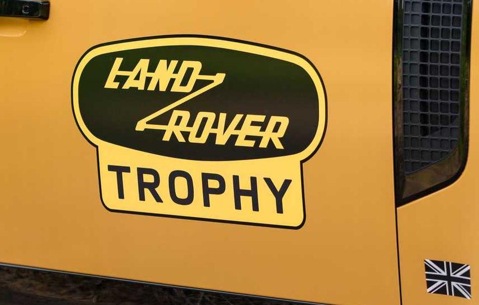 Deze Land Rover is wél historisch verantwoord