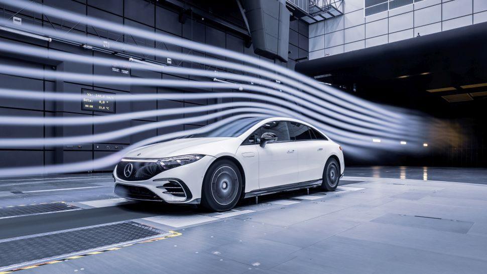 Mercedes zegt vaarwel tegen de verbrandingsmotor