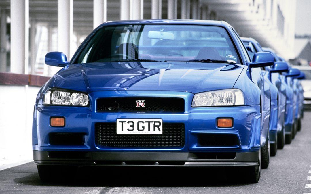 Skyline GT-R R34: dit zijn ze allemaal! – Autoblog.nl