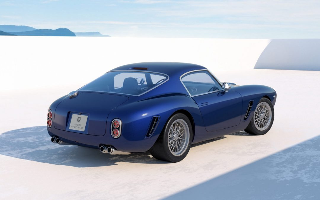 Klassieke moderne Ferrari met 485 pk heet geen Ferrari?
