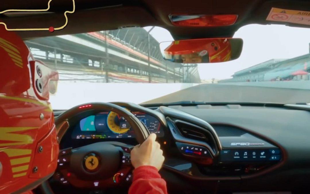 Video: Ferrari zet met SF90 Stradale indrukwekkend record neer