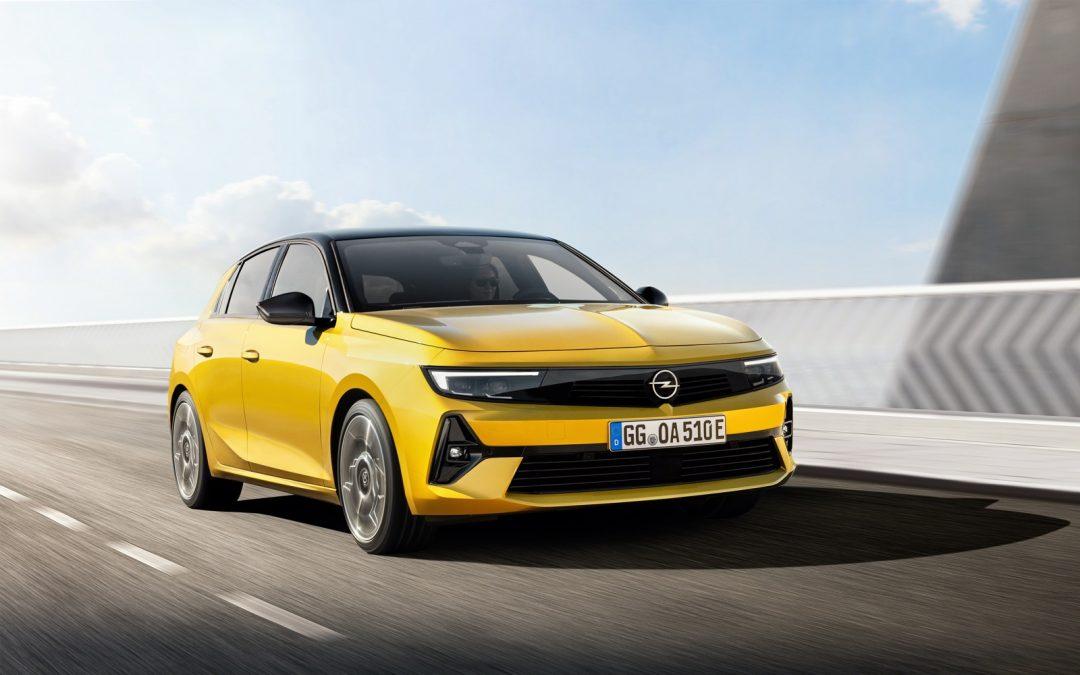 Compleet nieuwe Opel Astra is helemaal officieel! – Autoblog.nl
