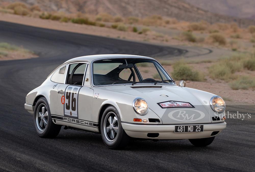 Wordt dit de allerduurste Porsche 911 ever ooit?