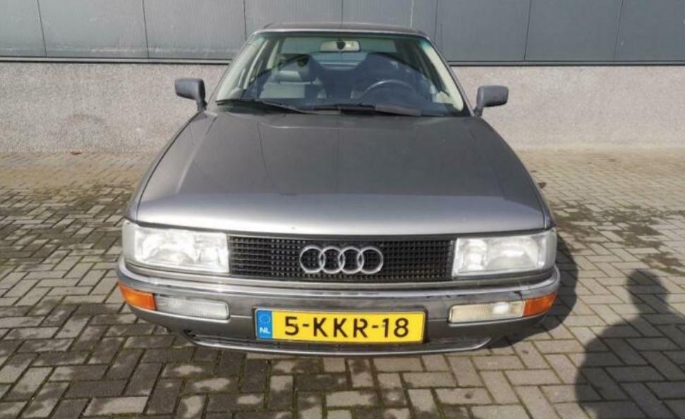 Dit is de goedkoopste Audi 90 van Marktplaats