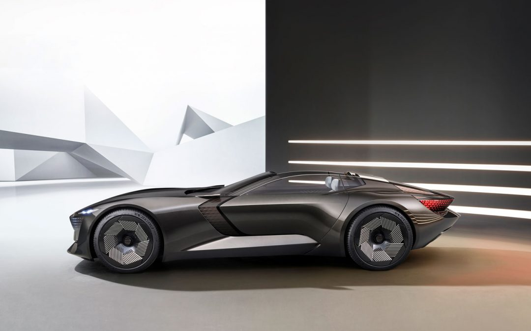 Audi Skysphere: de toekomst van de sportwagen?
