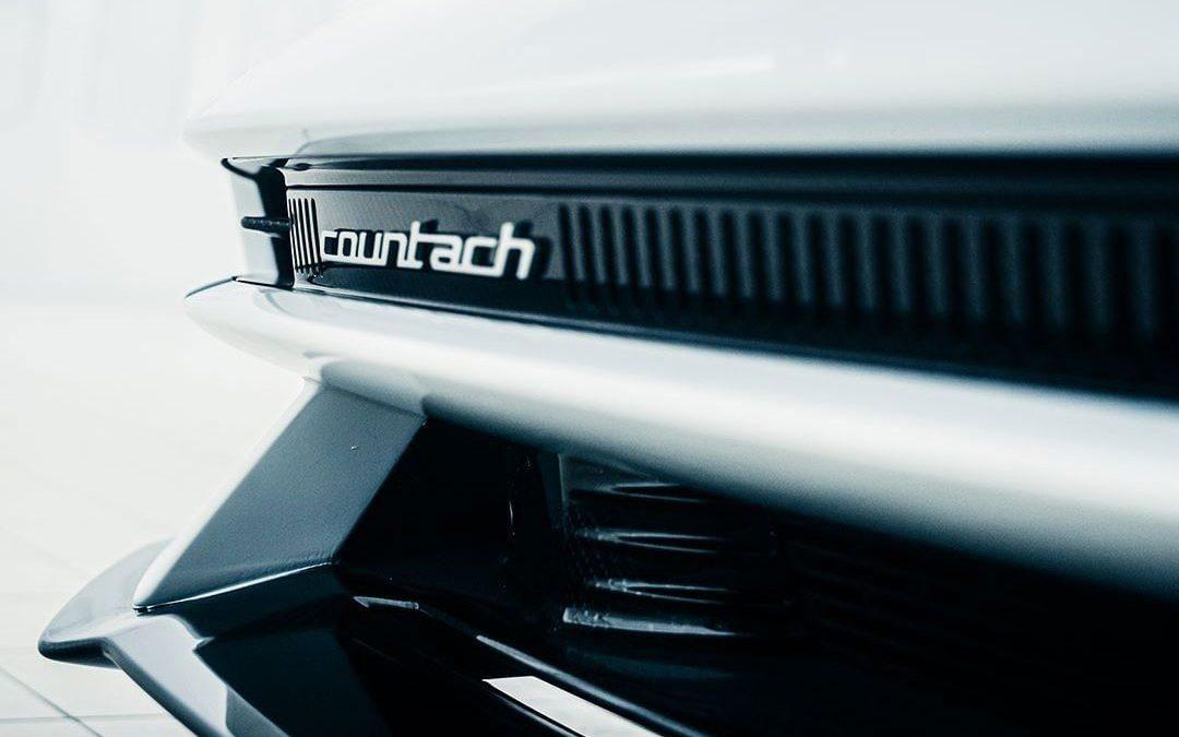 Officieel: Lamborghini komt met nieuwe Countach! [UPDATE]