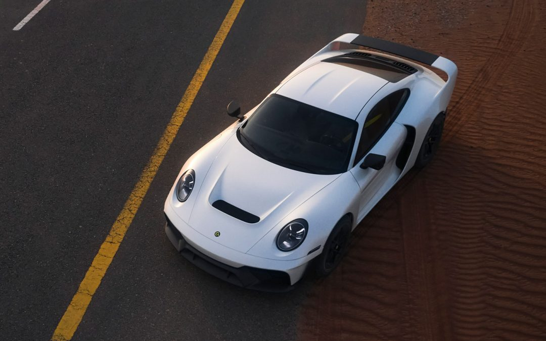 Deze Porsche heeft een juridische strijd ontketend