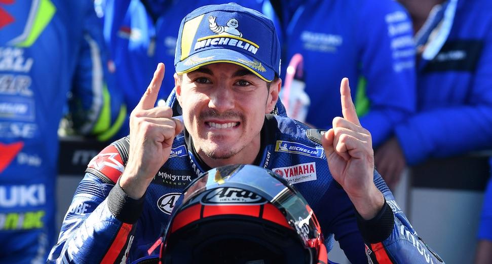 Bizar: MotoGP winnaar geschorst vanwege overtoeren motor