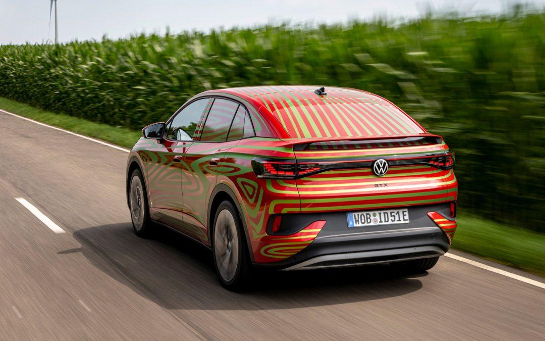Dit is de 'elegante' Volkswagen ID.5 GTX