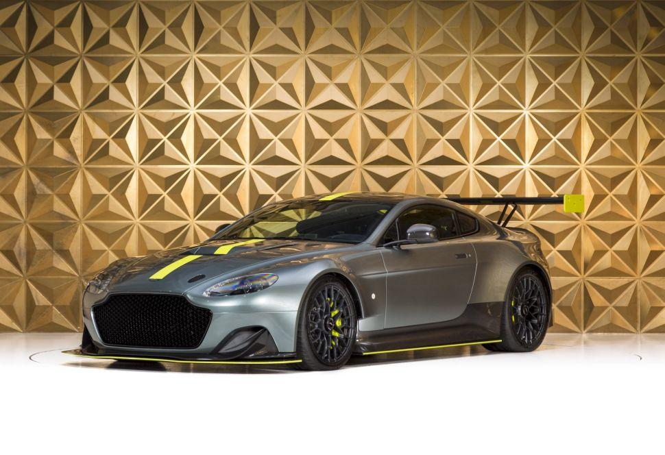 Heb jij 1,75 miljoen euro over voor een Aston Martin Vantage?