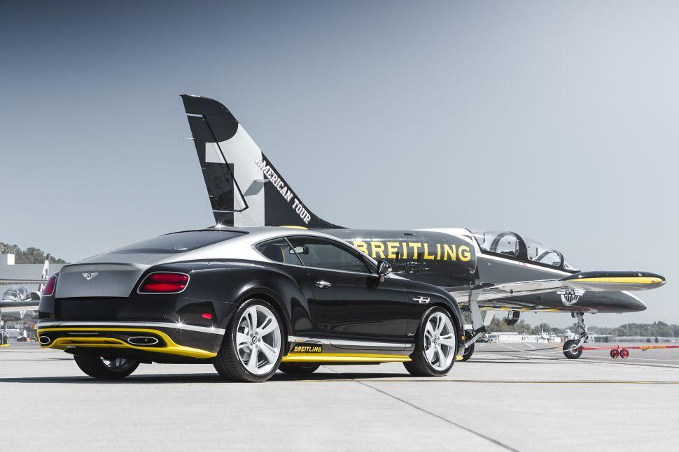 Bentley en Breitling verlaten elkaar na 20 jaar