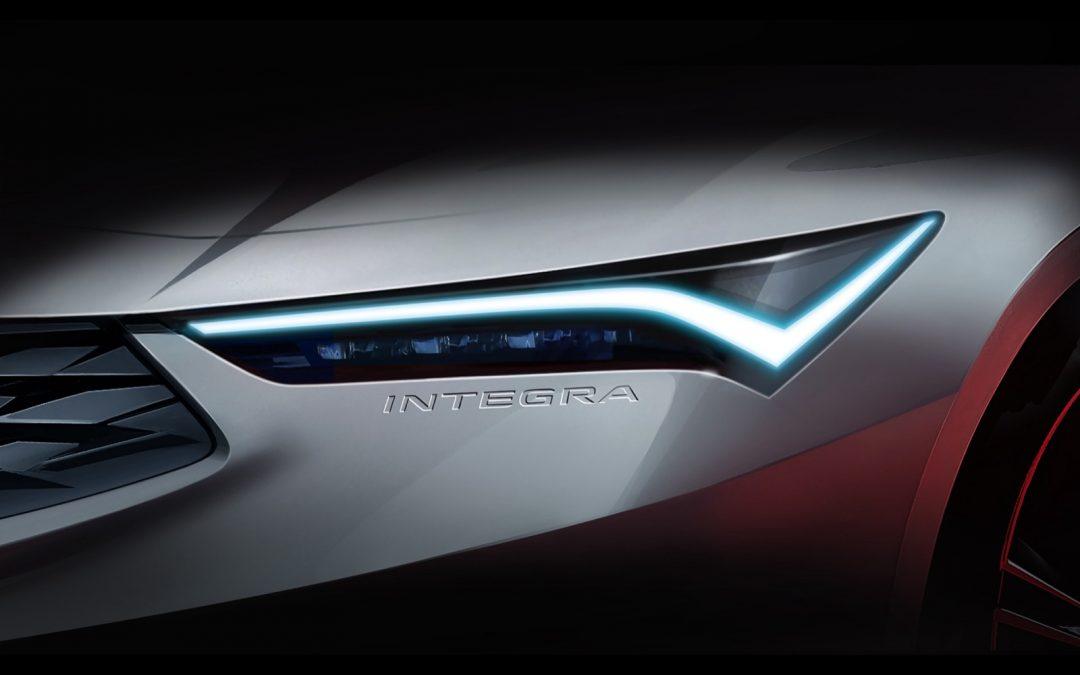 Integra Type S 'bevestigd', maar niet de auto