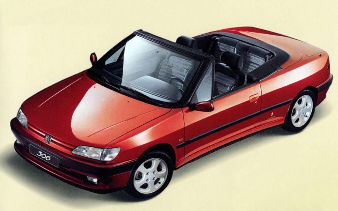 Betaalbare vierzits cabriolets uit de jaren '90: dit zijn er 11!