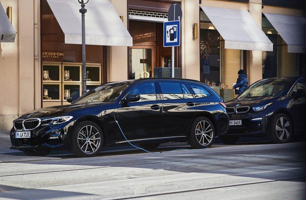 BMW komt de komende jaren met rits aan elektrowagens