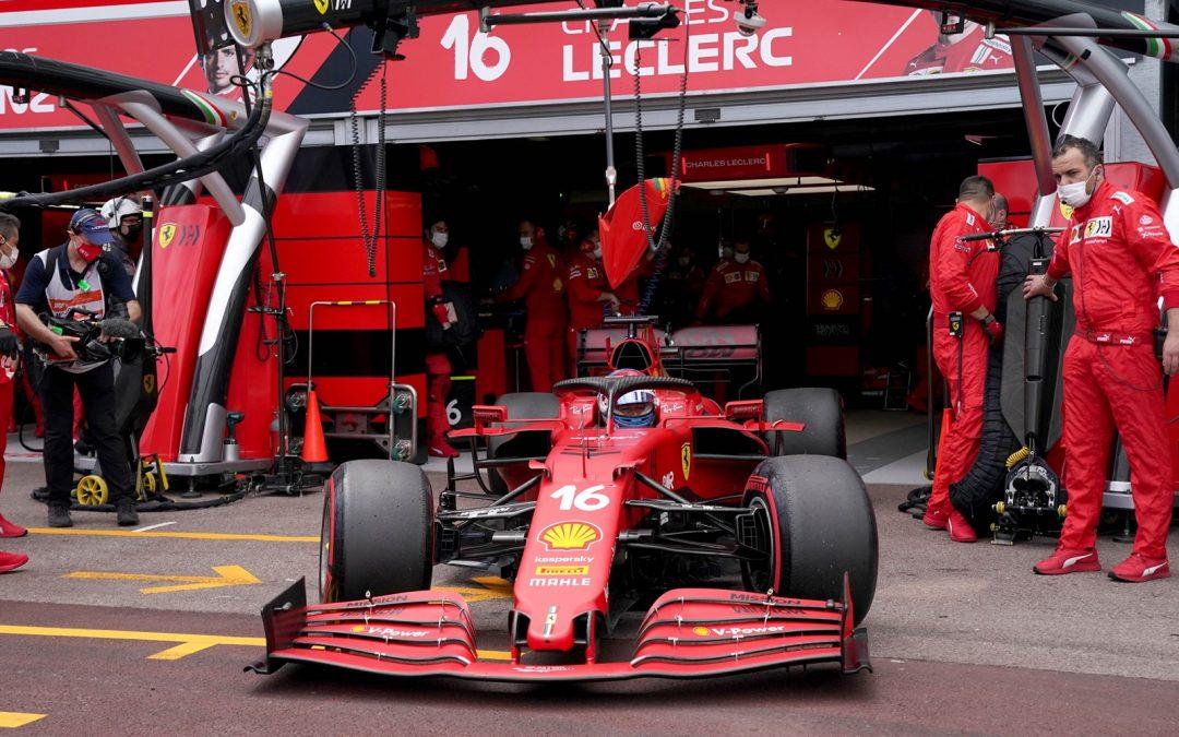 Ook Charles Leclerc krijgt gridstraf na GP Hongarije