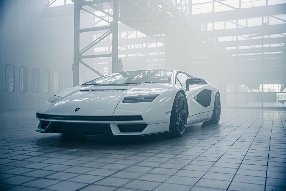 Officieel: de Lamborghini Countach LPI 800-4