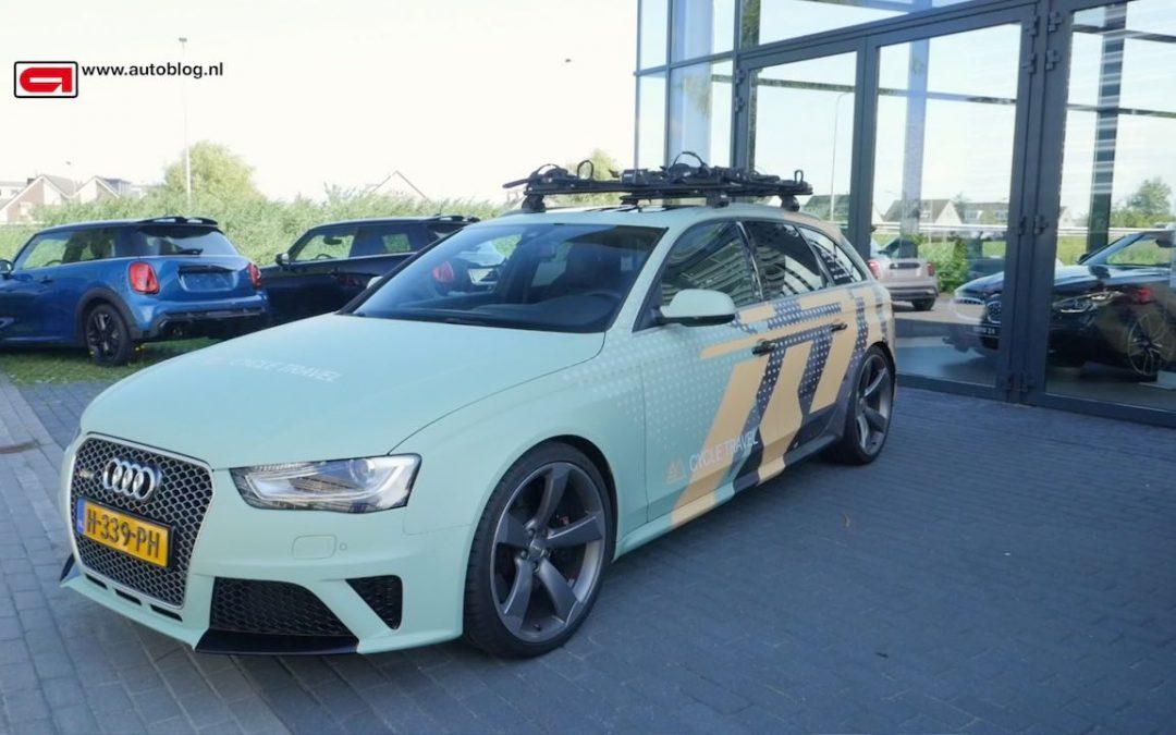 Mijn Auto: Audi RS4 B8 Avant van Ralf